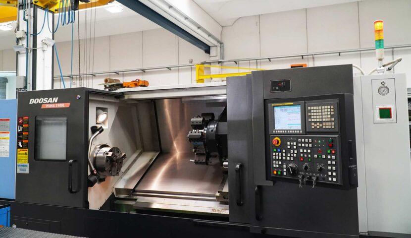 CNC DOOSAN Modello PUMA 3.100